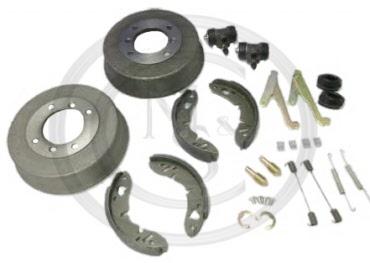PAIR MG Midget Rear Brake Cylinders GWC1114