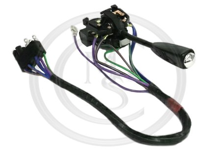 37h8050 - indicator stalk without horn - 73-74